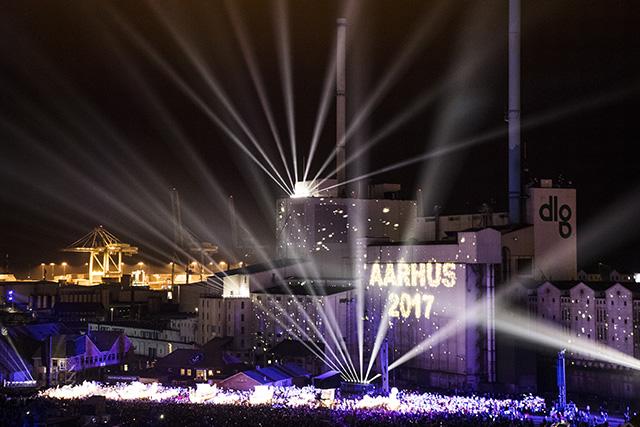 Aarhus 2017 - Åbningen