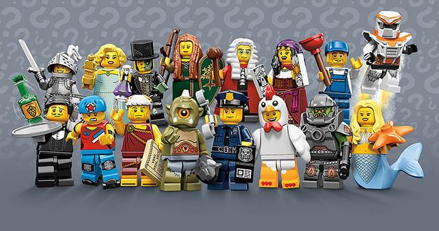 Lego figurer