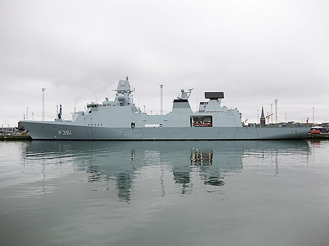 Iver Huidfeldtklasse