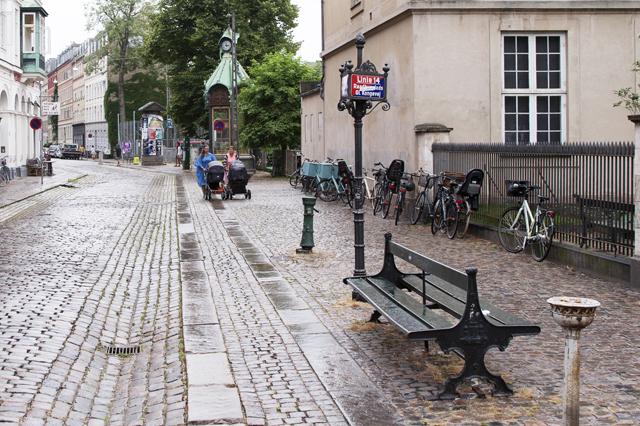 Roskilde gator foto Peter Mulvany