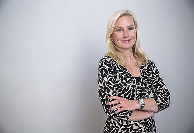 Infrastrukturminister Anna Johansson Statsråd Näringsdeparteme