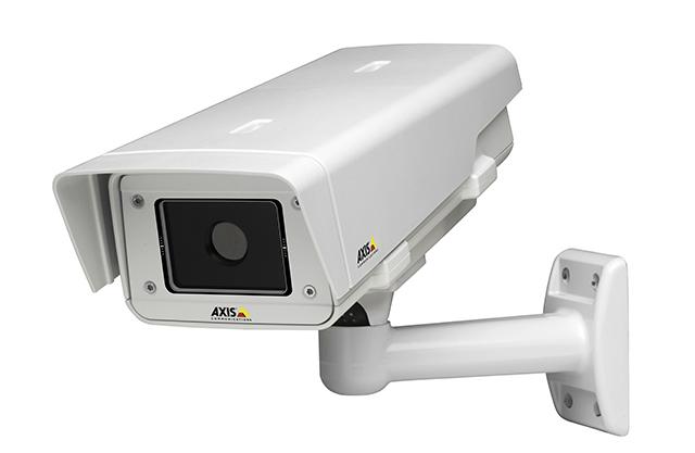 Axiskamera webb