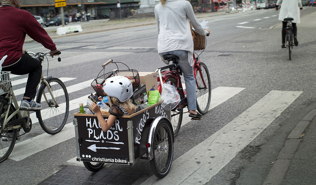 Barn cykel KBH webb