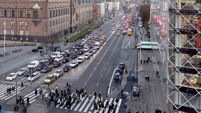Bilar Copenhagen webb