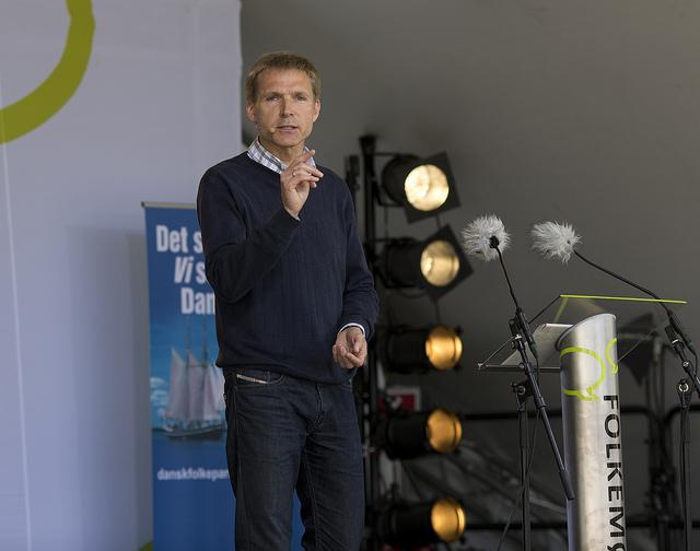 Dansk Folkeparti webb