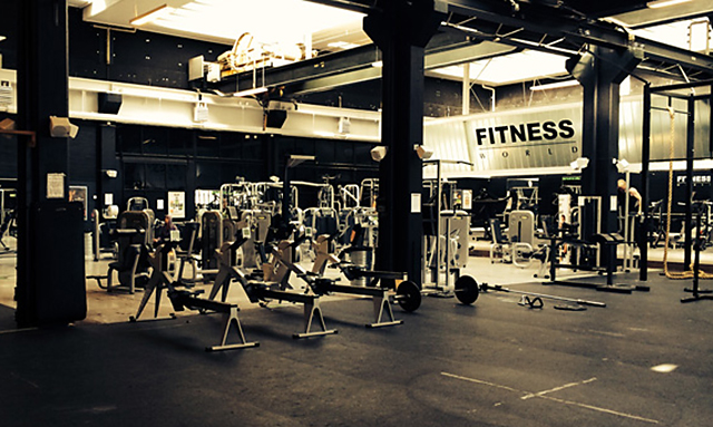 Fitness World webb