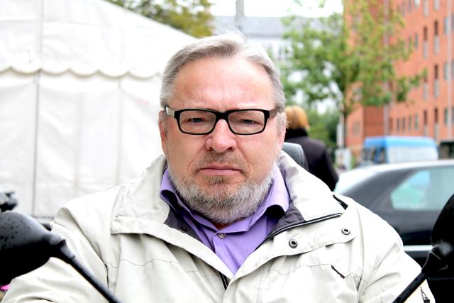 Bill Pedersen Foto Peter Mulvany