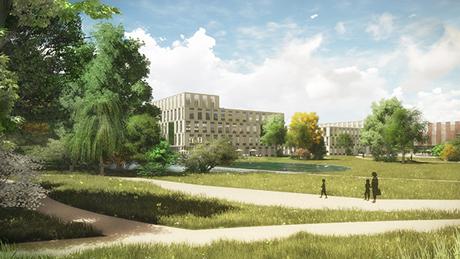Novozymes-Campus-Park