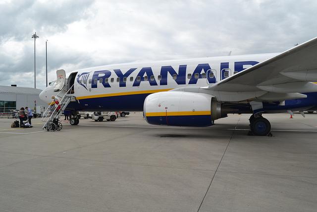 Ryanair webb