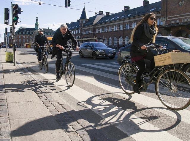 Cyklister webb