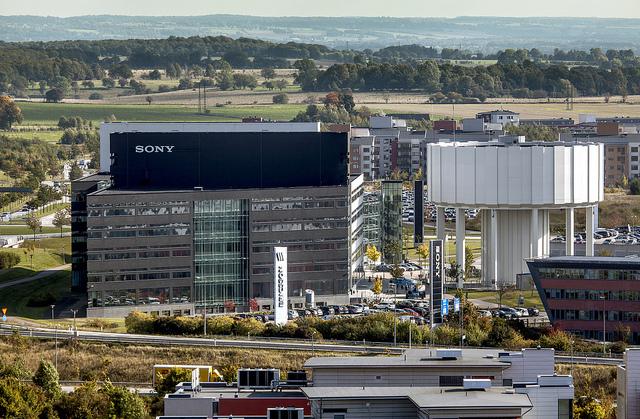 Sony webb