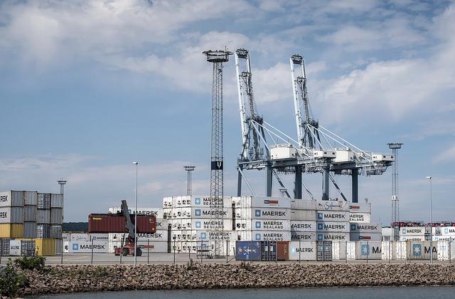 Maersk webb
