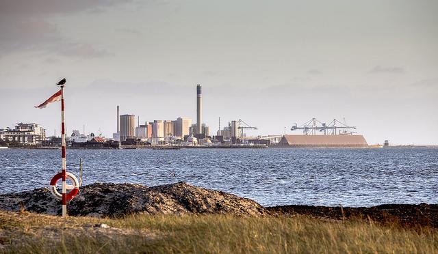 Helsingborgs hamn foto Johan Wessman