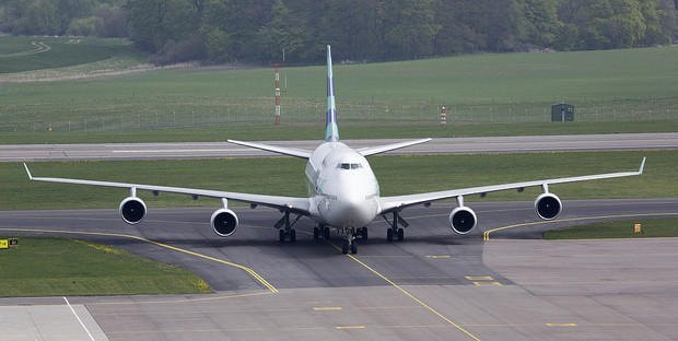 Flygtrafiken från Malmö Airport ökade med fyra procent under 2015.  Foto: Johan Wessman - News Øresund