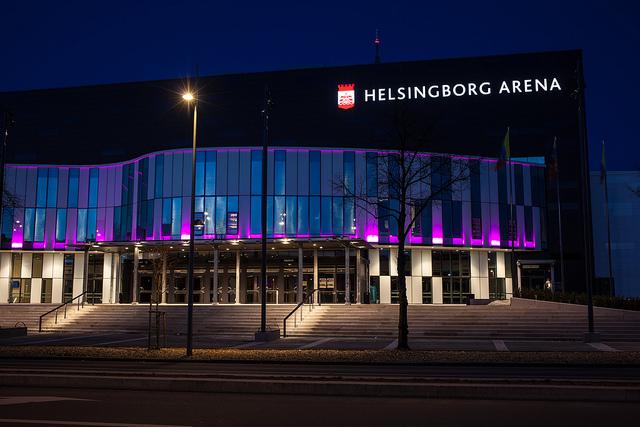 Helsingborg Arena webb