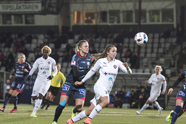 FC Rosengard foto Urszula Striner