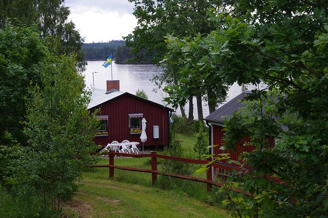 Sommarstuga foto Oslonatt-Flickr
