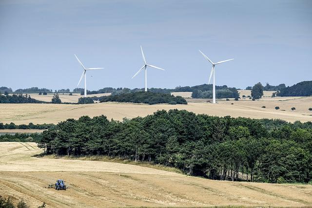 Dansk landsbygd foto Johan Wessman