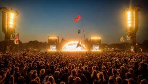 Roskilde festival webb