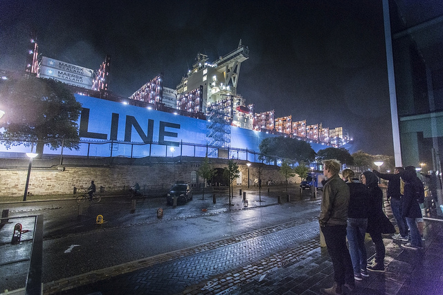 Maersk line webb