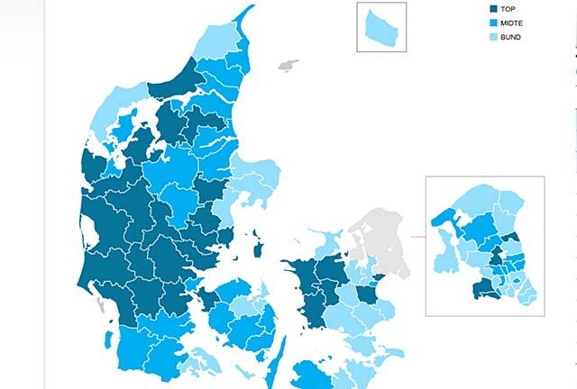 Dansk erhvervsklima 2016
