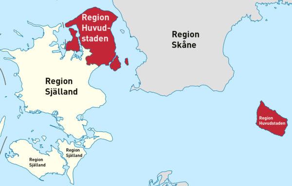 Idag Valjs Politiker Till Danmarks Kommuner Och Regioner