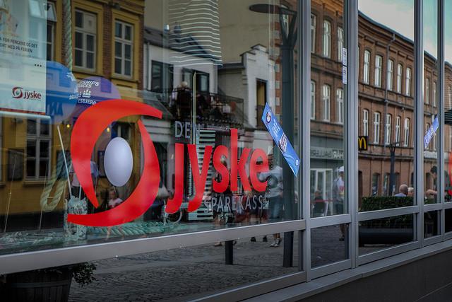 Jyske Sparekasse webb