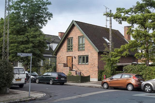 Hus Frederiksberg