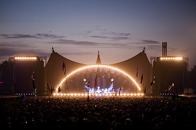 Roskildefestival Christian Hjorth