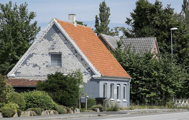 Overgivet hus Lolland webb