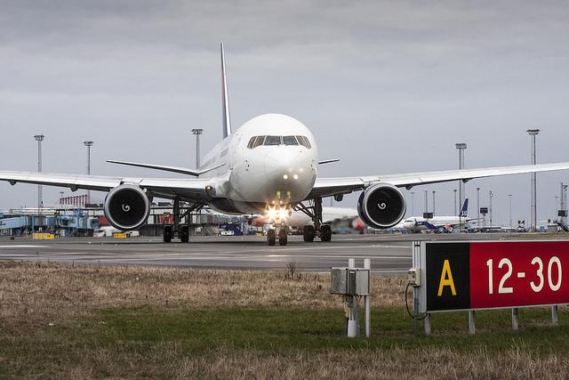 Boeing 767 Cph webb