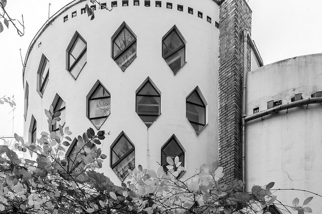 Melnikov house foto Flickr - Sergey Norin (CC BY 20)