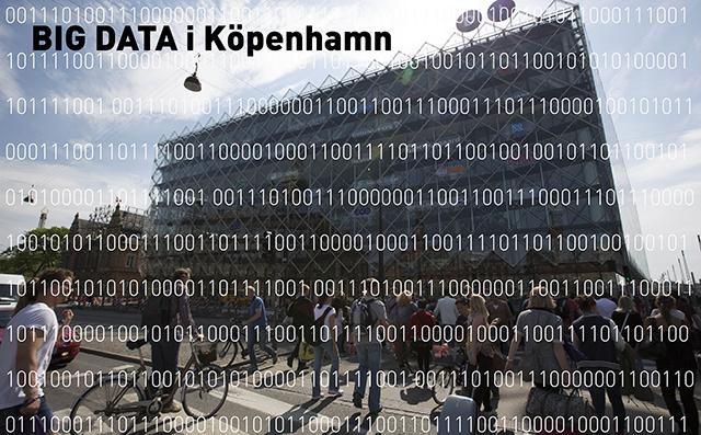 Big data i Kopenhamn