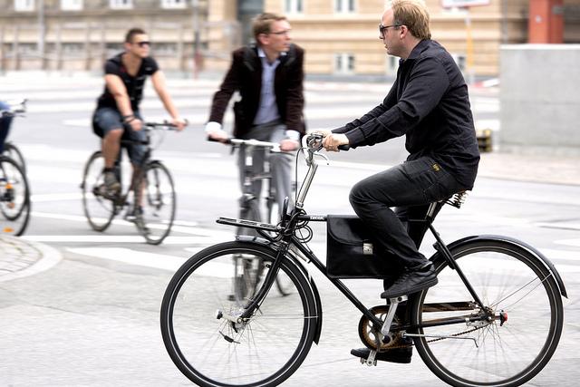 Cyklist webb
