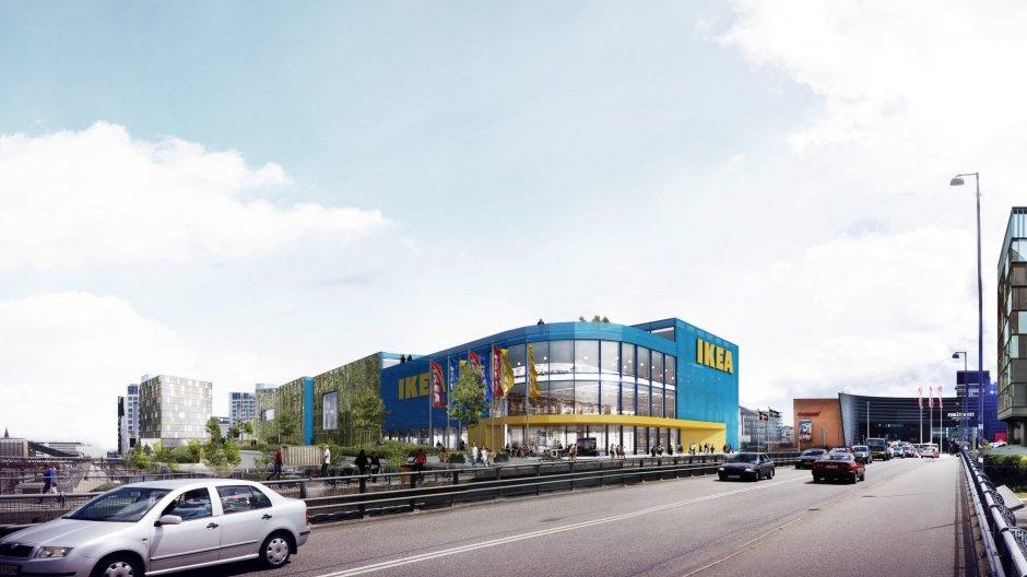 Ikea Fisketorvet webb