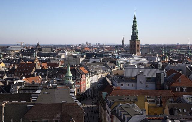 köpenhamn i maj