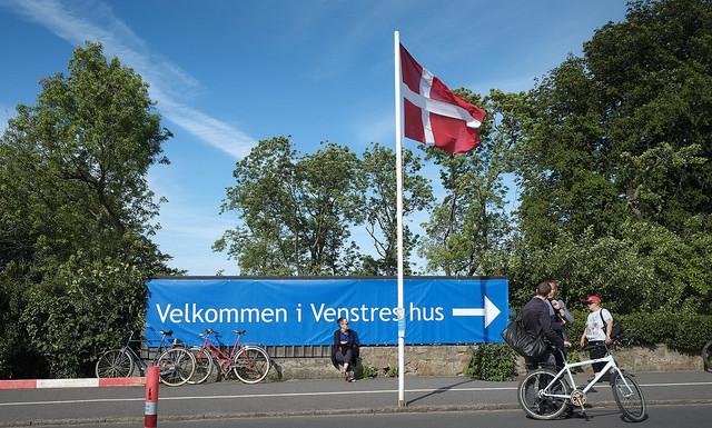 Venstres hus webb