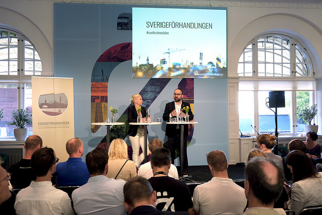Sverigeforhandlingen webb