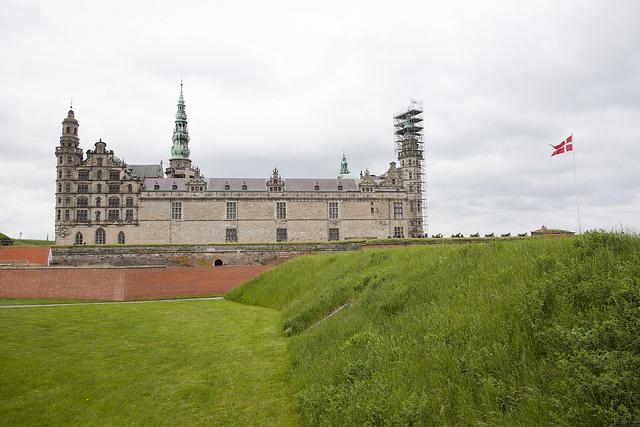 Kronborgs slott webb