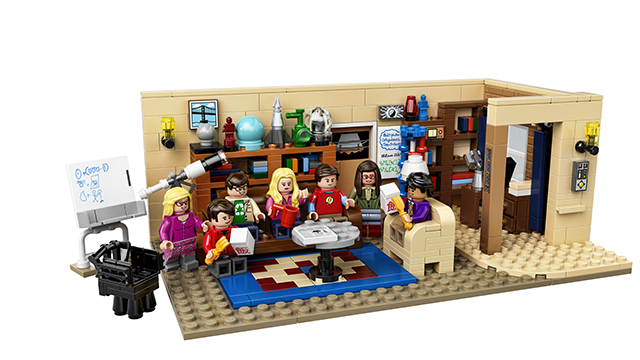 Lego webb