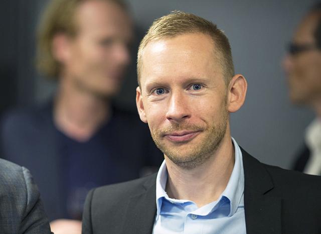 Petter Hartman foto Johan Wessman