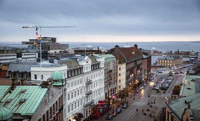 Helsingborg webb