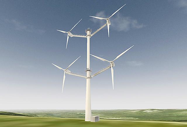 Vestas vindkraft webb