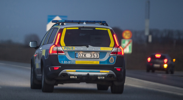 Polis Malmo webb