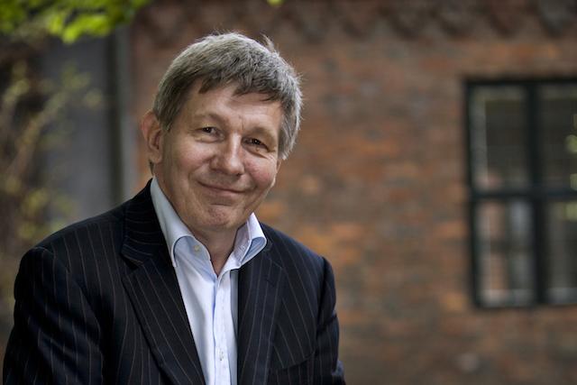 Rektor Ramf Hemmingsen, Københavns Universitet.
