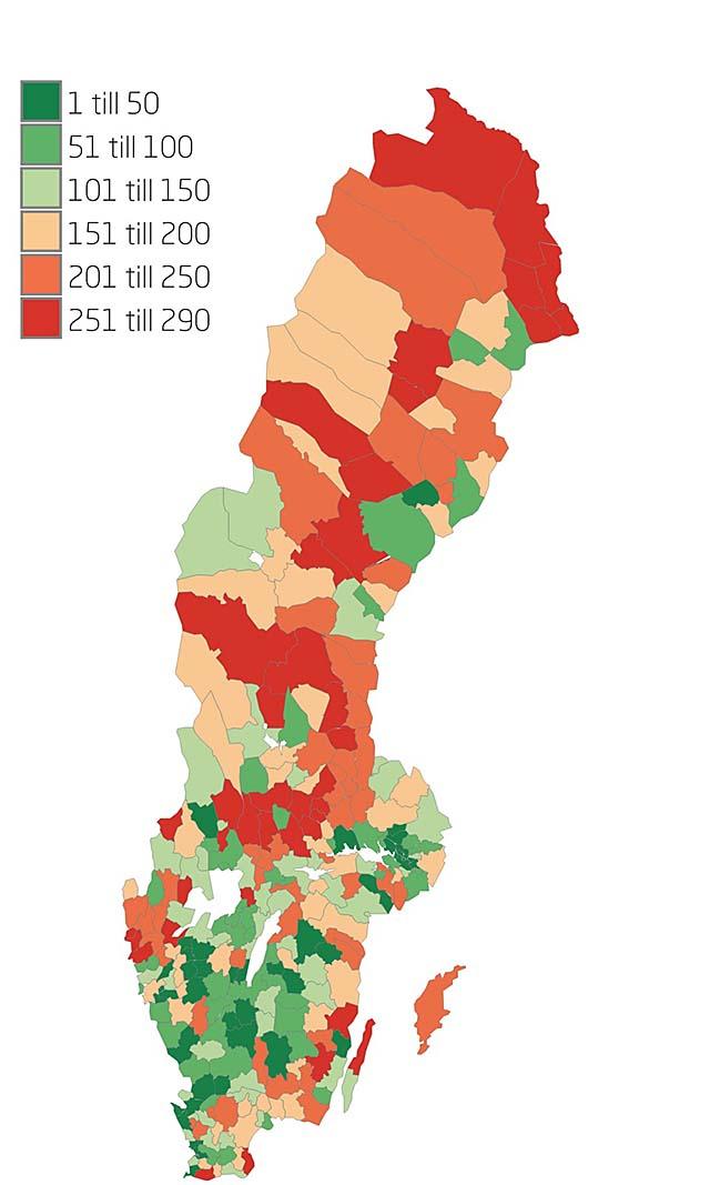 Svenskt naringsklimat 2015