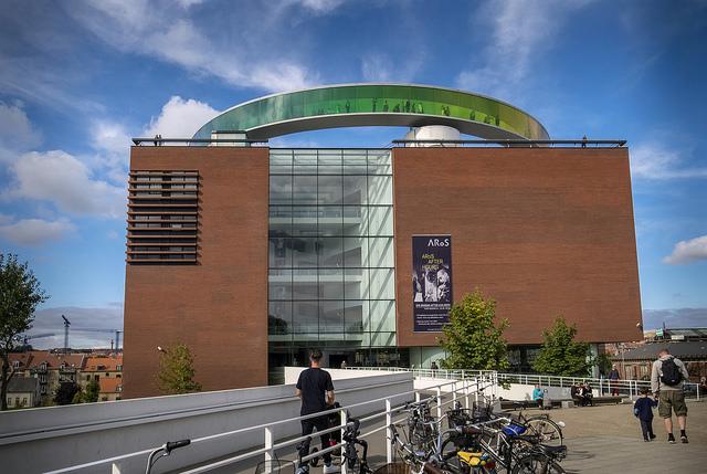 Aarhus ARoS web