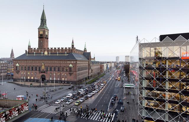 Radhuspladsen foto Jenny Andersson News Oresund