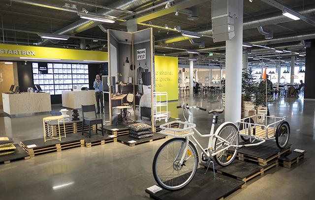 Ikea minskar personal i almhult