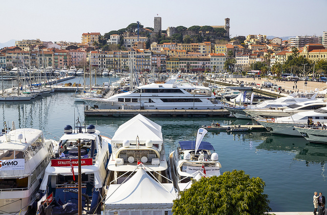 Cannes foto News Oresund Jenny Andersson